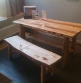 Esdoorn tafel Bella Tinta